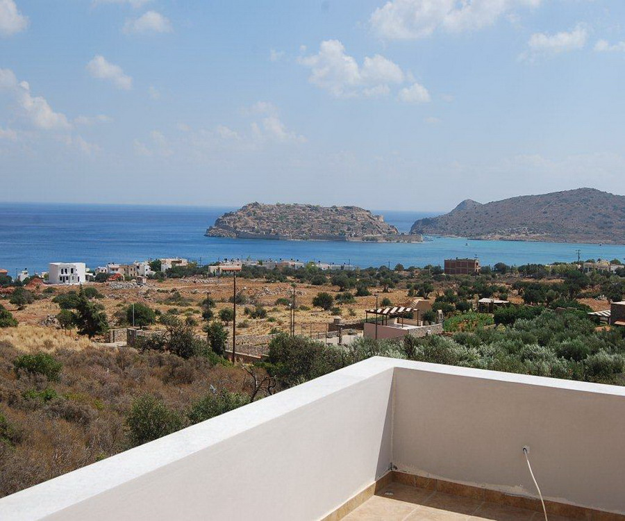 Two Modern Villas Near Sea Crete Homes Crete Property