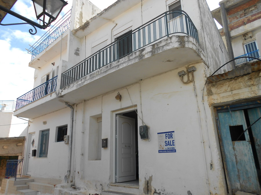 One Two Bedroom 2 Storey Village House Crete Homes